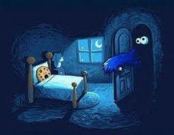 cookie monster killer